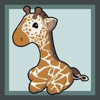 Giraffe by CrappyMornings