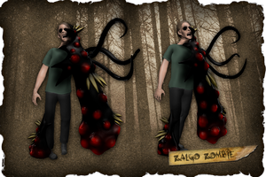 Creepypasta Series Addendum: The Zalgo Incident 2 by dimelotu