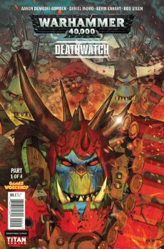 WARHAMMER 40k - Deathwatch - The Lost Sons #1 by FabioListrani