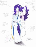 Rarity Costume Design Idea by StephanieChateau