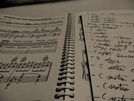 Notes and Notes by nicktanski