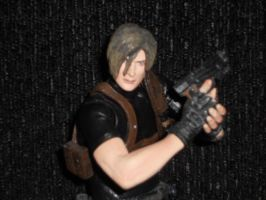 Leon Kennedy profile by IronCobraAM