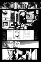 HACK/SLASH issue #21 - pag 1 by elena-casagrande