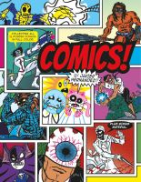 Here comes the COMICS! by javierhernandez