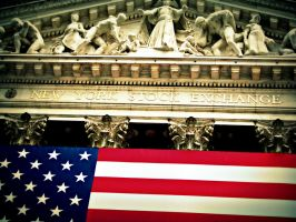 New York Stock Exchange by JTFinn