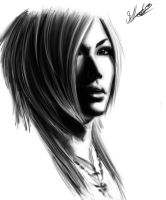 Uruha - Face of porcelain by UruhaMiyavi-desu