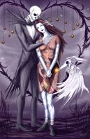 Jack and Sally by ZaloHero