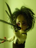 scissorhands 2 by twiztidkitt3n