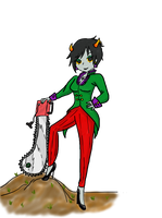 Pirate Kanaya by Shellybelly95