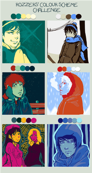 Color Meme South Park by Vespahive