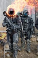 Halo For Real: ODST by TheStevenSimmons