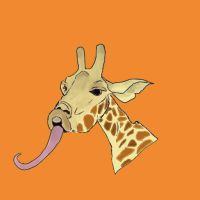DUMPING: Giraffe For Sale/Trade! by PortalDoodle