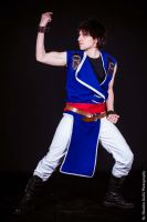 Richter Belmont - Hydro Storm by Snakethoot