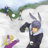 -All I want for Xmas is You- (JackRabbit) Part 6 by KT-ExReplica