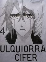 Ulquiorra Cifer - BLEACH - Tite Kubo by RaiJmH94