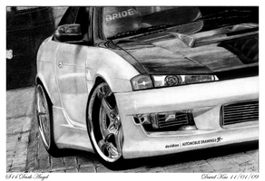 Nissan 240sx Dark Angel Edited by david10072