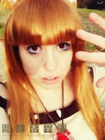 Cosplay Horo 38 by SaFHina