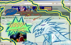 4000 Pageviews by Meteor-05