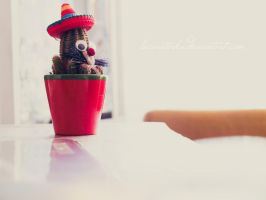 Mr. Cactus by lucinatorka