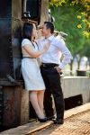 Siska and Leo engagement photo by andree1478