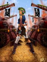 Tank Girl! by JaredDennis