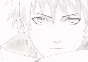 Sasori by Death-Slicer