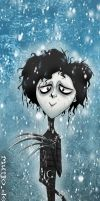 Edward Scissorhands by QGildea
