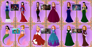 Disney Daughters 7 by Piggie50