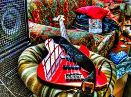 Bass In Repose. by Phailure1