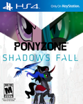 Ponyzone Shadow's Fall by Pepenist