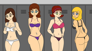 L.I.T.L.R. - The Girls by Screeeow