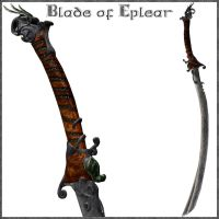 Blade of Eplear by CentificGrafics