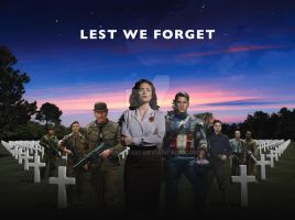 Lest We Forget (Wallpaper) by tclarke597