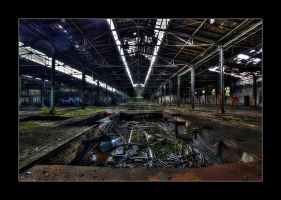 No More Trains Here 2 by 2510620