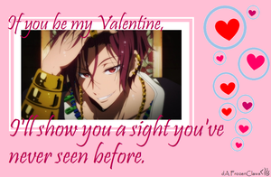 Free! Valentine: Sight you've never seen before by FrozenClaws