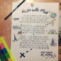 Go With Me by MariaMediaHere