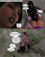 Boombox Feedback Rhythm Issue 12 Page 5 by WikkidLester
