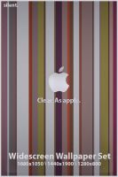 Clear As Apple Widescreen by Siiilent