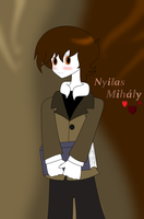 Misi Nyilas Anime version :D by lovesdrawing721