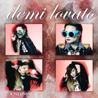 PHOTO Pack (8) Demi Lovato by Lovatiko