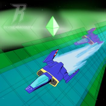 F-ZERO: The Battle against Self by revivedracer209