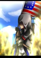 Assassin's Creed III: Independence Day by julietUchiha1165