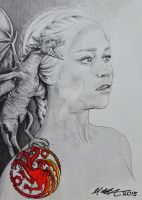 Fire and Blood by Matilzie