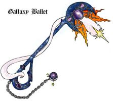 Gravity Keyblade by Miha-Hime