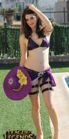 Caitlyn Pool party. by YumeLujury