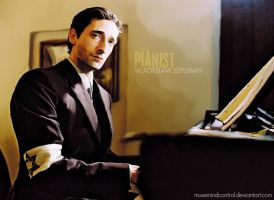 The Pianist - Szpilman by MuseMindControl