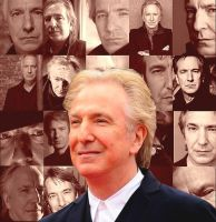 Alan Rickman by Archanlika