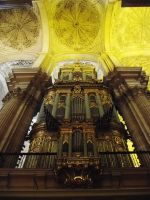 Cathedral of Malaga by Kharen94th