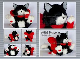 Wild Rose::::: by Witchiko