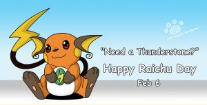 Raichu Day by Coshi-Dragonite